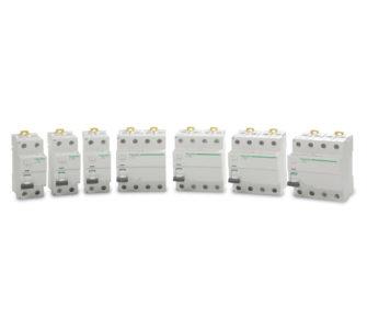 Earth Leakage Relays / Residual Current Circuit Breakers (R.C.C.B.)
