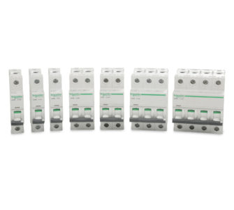 Miniature Circuit Breakers (M.C.B.)