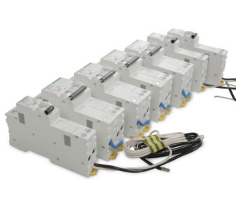 Residual Current Breaker with Overcurrent (R.C.B.O.)
